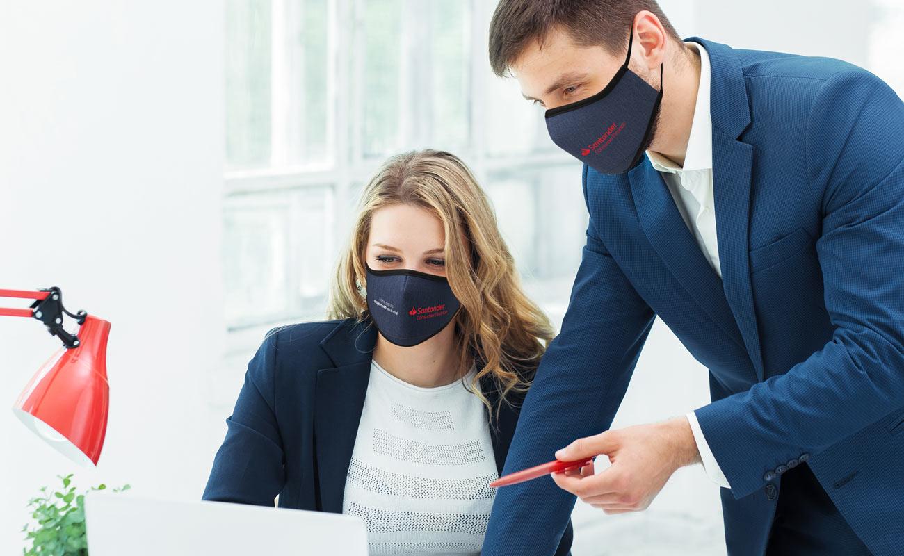 Denim - Schutzmasken Bedrucken Lassen