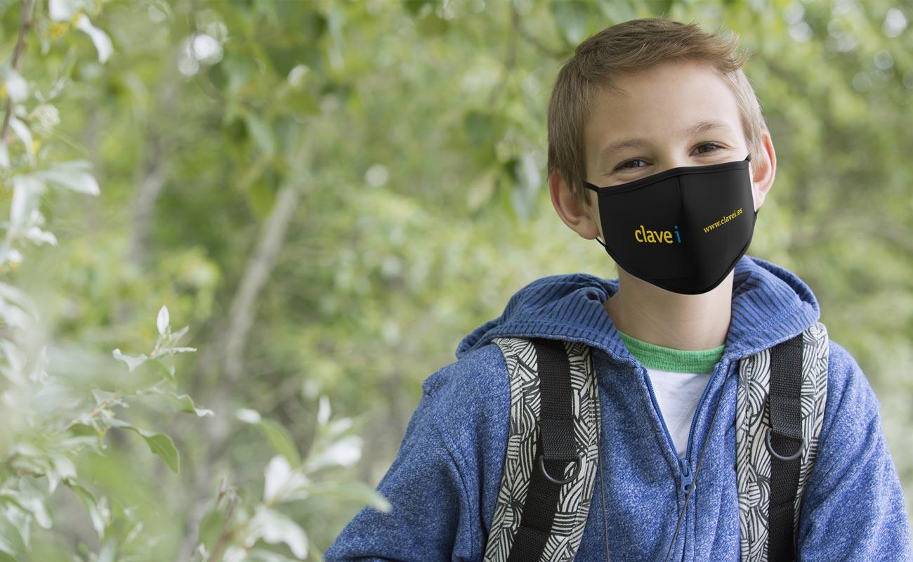 Junior - Mundschutzmasken Bedrucken